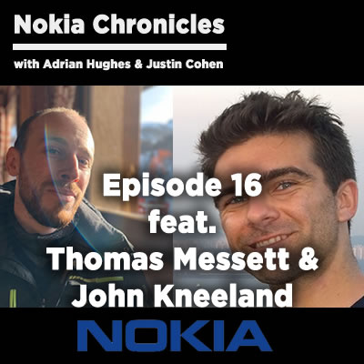 Tom Messett [Nokia, Digital Marketing and Social Media] & John Kneeland [Nokia, Product Manager and Developer Marketing]