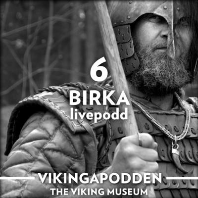 Avsnitt 6 - Birka (livepodd)
