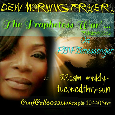 Dew Morning Prayer Live Call Scripture Message Tuesday March