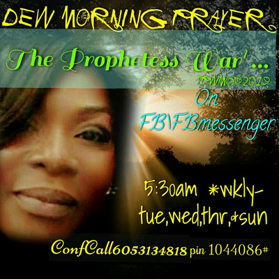 Prophetic Prayer for Covenant Members by The Prophetess War