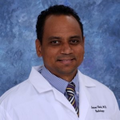 Dr. Okoh, Radiologist, is bringing hospital systems to the cloud!