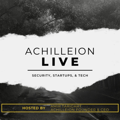 Achilleion Live 001: Cyber Insurance with Mike Volk
