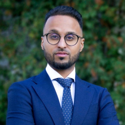 The Entrepreneurial Lawyer with Sukhi Hansra