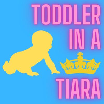 Toddler in a Tiara