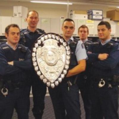 The Great Ranfurly Shield Heist - Cozza's Cop Stories