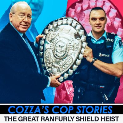 The Great Ranfurly Shield Heist