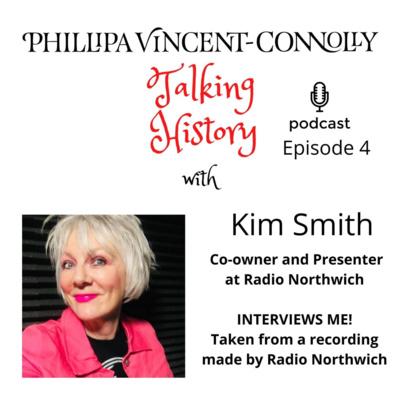 """Artwork for episode """"Episode 4 - Kim Smith interviews me"""""""