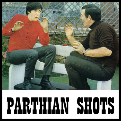 PARTHIAN SHOTS: SAVE MY SOUL by NIGHT OF THE LONG GRASS • A podcast