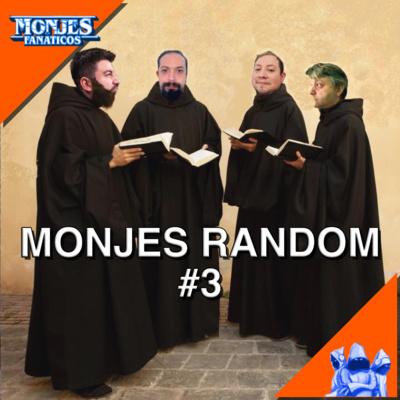 219 - Monjes random #3: Noticias y recomendación de series