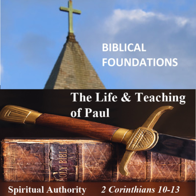 Biblical Foundations • A podcast on Anchor