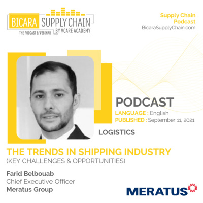 151. Trends in shipping industry (Key challenges & opportunities)