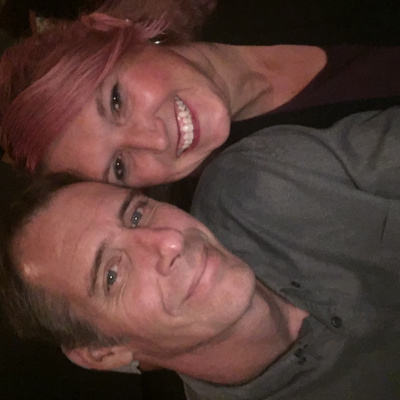 Becky And William Gydesen by MARK ANTONY RAINES PODCAST RADIO