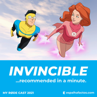 Amazon's 'Invincible' ...recommended in a minute.