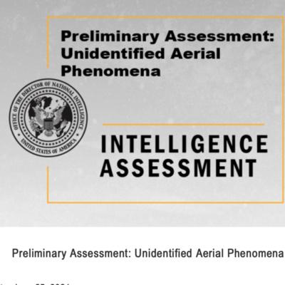 1. UFO-rapporten från UAP Task Force