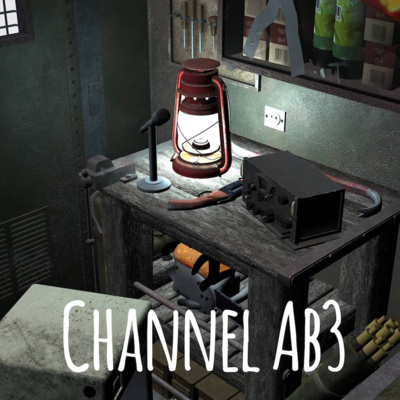 Channel Ab3 Episode Three 'The Night Blogger: They Have Been, They Are, They Will Be'