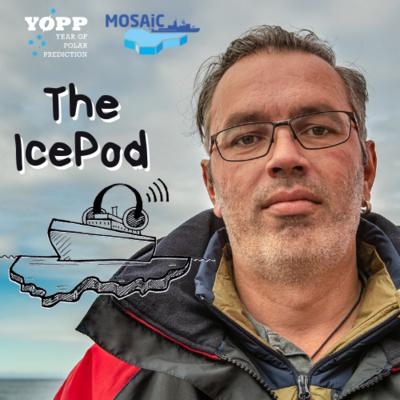 Bonus Episode Five (in German) – with RV Polarstern Captain Thomas Wunderlich
