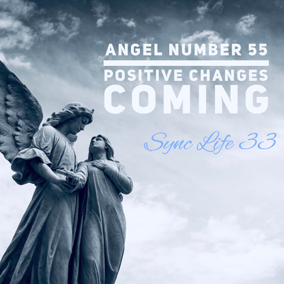 Angel number 55 podcast by Angel Numbers & Synchronicity