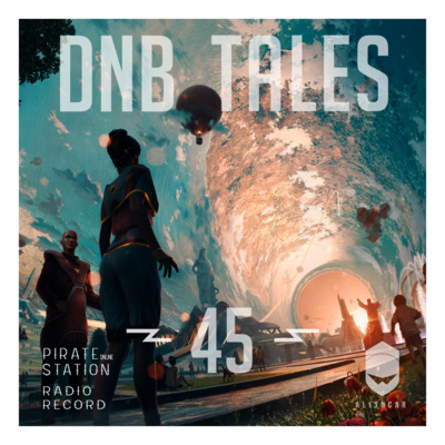 DNB TALES #045 Voiceless 5 by DNB TALES • A podcast on Anchor