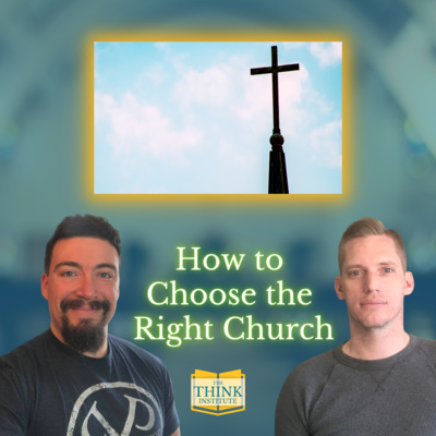 How to Pick—and Stick With—the Right Church (Tim Smith Co-hosts)