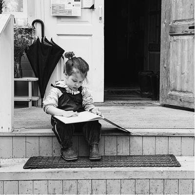 О детях, книгах и чтении. С мамами. Саша Чарикова и Жанна Мороз.
