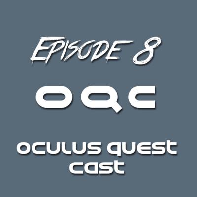 Episode 8 - Side Quest (shorter episode title) Interview