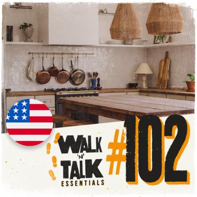 Walk 'n' Talk Essentials #102 - Surpresa!