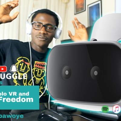 Googles, Mirage Solo VR and 6 Degrees of Freedom by The Art Of