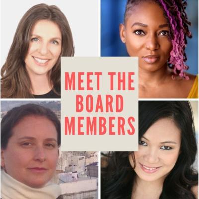 Meet Our New Board Members!