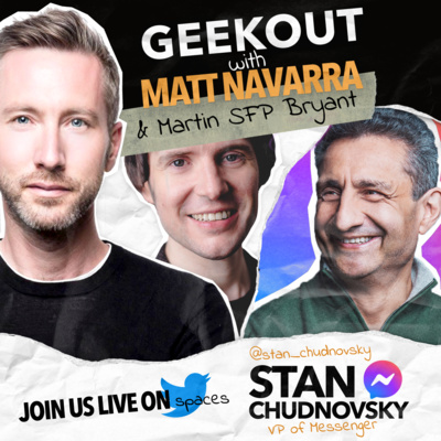 18. What's next for Facebook messaging, with Messenger's Stan Chudnovsky