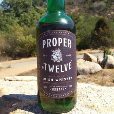 Conor McGregor's Irish whiskey Proper No. Twelve review