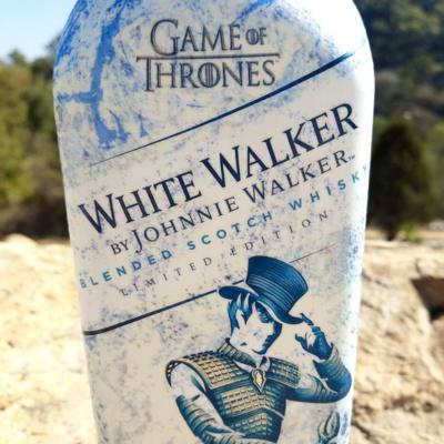 Johnnie Walker White Walker GoT Edition + updates