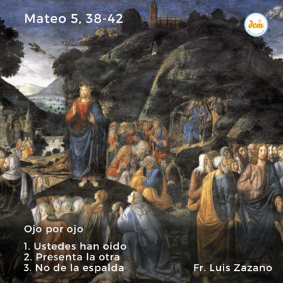 Mateo 5 38 42 By Reflexión Diaria Del Evangelio Por El P Luis Zazano A Podcast On Anchor