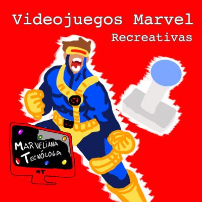 Marvel en los videojuegos de recreativas #MarvelianaTecno
