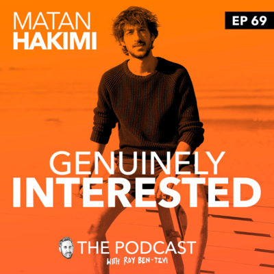 Ep 69 - Matan Hakimi - Reversing Chronic Disease by The Genuinely Interested Podcast • A podcast on Anchor