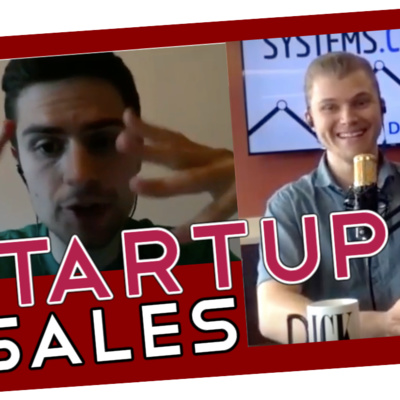 Grow your Startup Sales from 0 to 1 Million with Sean Higgins