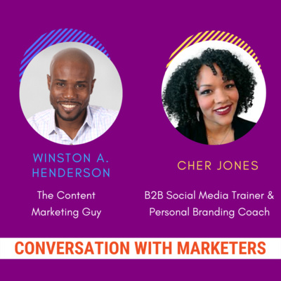 Conversation With Marketers A Podcast On Anchor