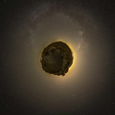 Amenaza Asteroides