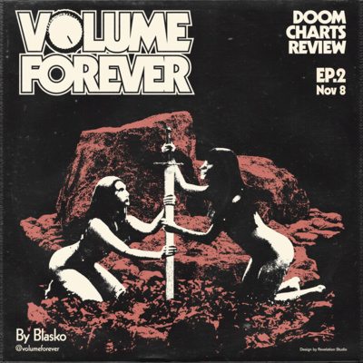 """Artwork for episode """"EP 2: Doom Charts Review"""""""