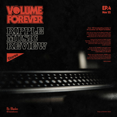 """Artwork for episode """"Ep 4: Ripple Music Review"""""""