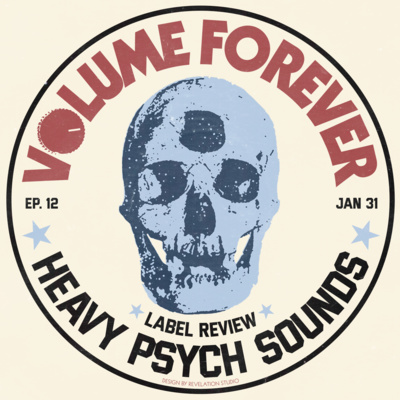 """Artwork for episode """"EP 12: Label Review: Heavy Psych Sounds"""""""