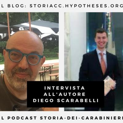 Intervista 002. Intervista a Diego Scarabelli. La mafia nel rapporto giudiziario del Maresciallo Paolo Bordonaro.