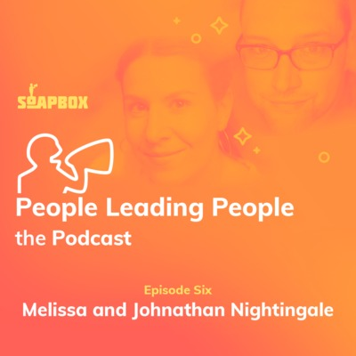 #6: Melissa and Johnathan Nightingale of Raw Signal Group on being better bosses