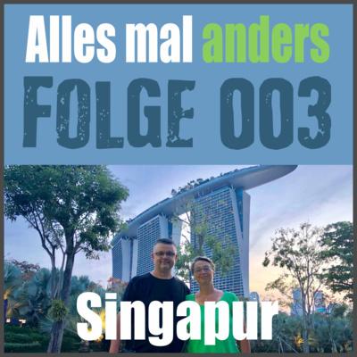 AMA 003: Krabi, Thailand - Singapur - Johor Bahru, Malaysia