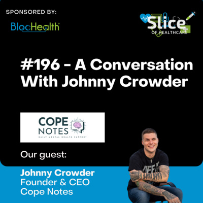 #196 - Johnny Crowder, Founder & CEO at Cope Notes