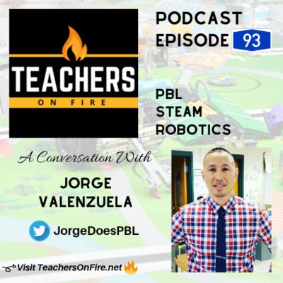 Teachers on Fire • A podcast on Anchor