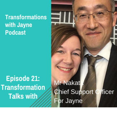 Episode 34: Emilia Bergoglio: Be the change you want to see (日本語