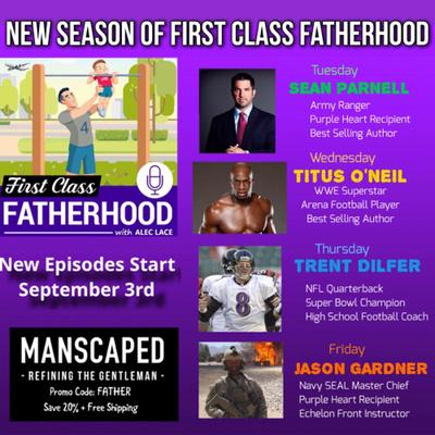 143 Dean McDermott by First Class Fatherhood • A podcast on