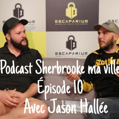 Episode 10: Jason Hallée