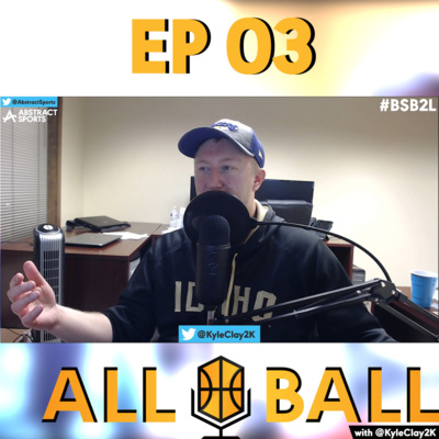 Raptors on Fire and Current NBA Standings Compared to Last Year | All Ball Show Ep. 3