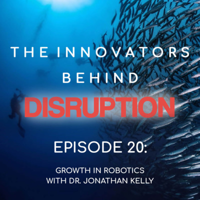 Growth in Robotics with Dr. Jonathan Kelly & Raj Lala
